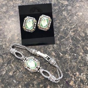 Brighton Bracelet/earring set